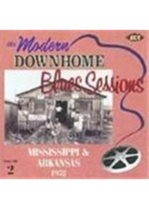 Various Artists - Modern Downhome Blues Sessions Vol.2, The (Mississippi & Arkansas 1952)
