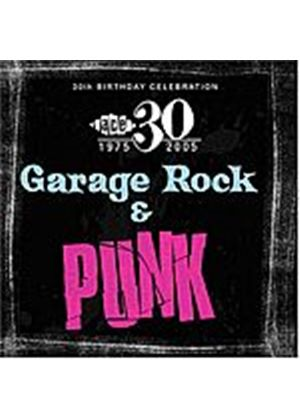 Various Artists - 30th Birthday Sampler - Garage Beat & Punk Rock (Music CD)