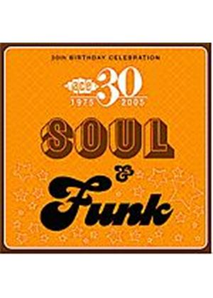 Various Artists - 30th Birthday Sampler - Soul & Funk (Music CD)