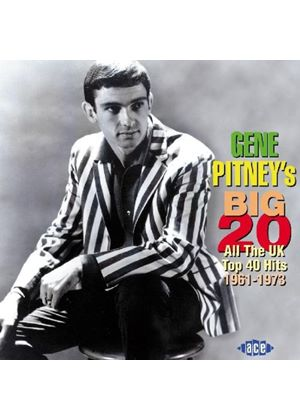 Gene Pitney - Big 20: All The Uk Top 40 Hits 1961-1973 (Music CD)