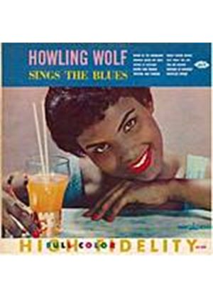 Howlin Wolf - Sings The Blues (Music CD)