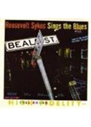 Roosevelt Skyes - Sings The Blues