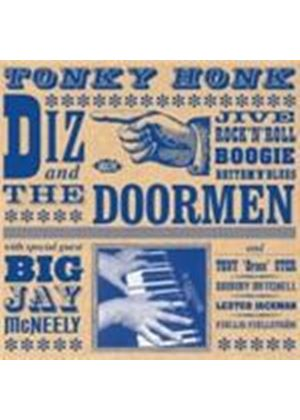 Diz & The Doormen - Tonky Honk (Music CD)