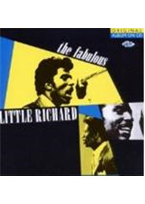 Little Richard - Fabulous Little Richard, The (Music CD)