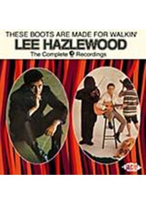 Lee Hazlewood - These Boots Are Made For Walkin The Complete MGM Recordings (Music CD)