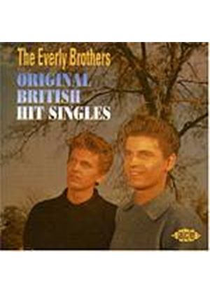 The Everly Brothers - Original British Hit Singles (Music CD)