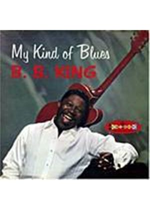 B.B. King - My Kind Of Blues - Volume 1 Crown Series (Music CD)