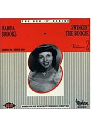 Hadda Brooks - Swingin The Boogie (Music CD)