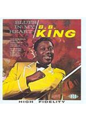 B.B. King - Blues In My Heart (Music CD)