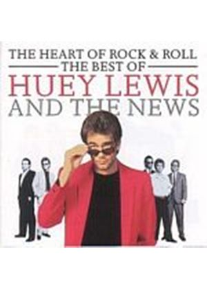 Huey Lewis And The News - Heart Of Rock & Roll Best Of (Music CD)
