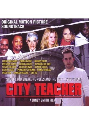 Original Soundtrack - City Teacher (Music CD)