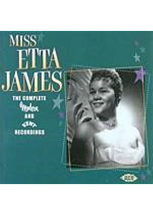 Etta James - The Complete Modern And Kent Recordings (Music CD)