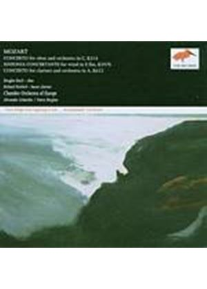 Wolfgang Amadeus Mozart - 2 Wind Concertos, Sinfonia (Chamber Orchestra Of Europe) (Music CD)