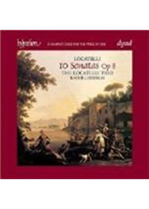 Locatelli: (10) Sonatas, Op 8