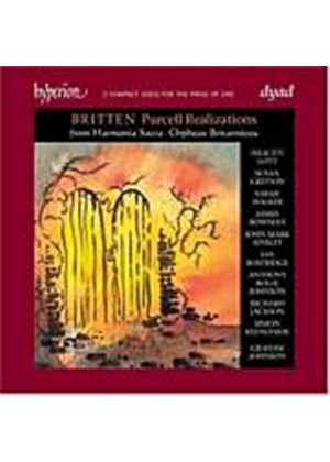 Benjamin Britten - Purcell Realizations From Orpheus Britannicus (Johnson) (Music CD)