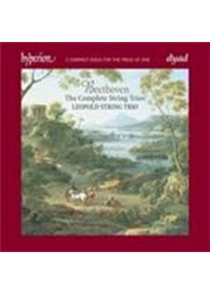 Beethoven: Complete String Trios (Music CD)