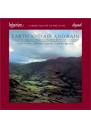 Finzi: Earth and Air and Rain (Music CD)