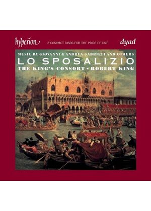 Lo Sposalizio: The Wedding of Venice to the Sea (Music CD)