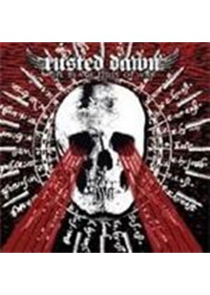 Rusted Dawn - Black Tides Of War, The (Music CD)