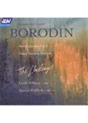 Borodin: String Quartets 1 and 2; String Sextet in D minor