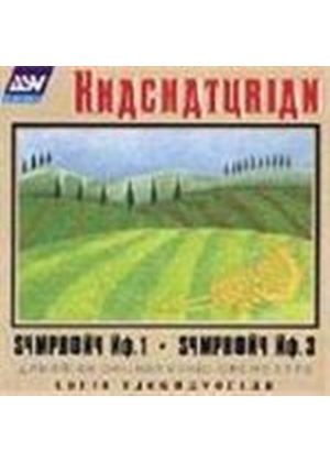 Armenian PO - Khachaturian (Music CD)