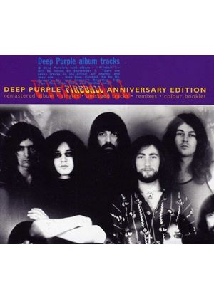 Deep Purple - Fireball (Music CD)