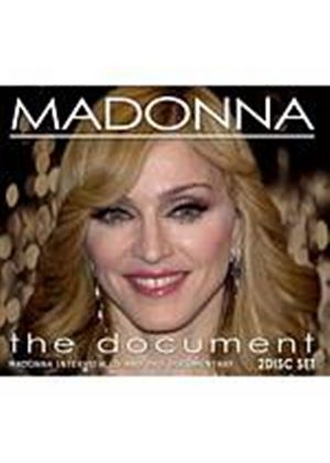 Madonna - The Document (Music CD)
