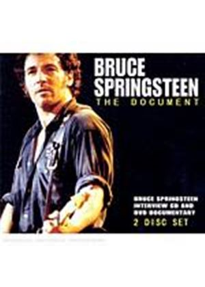 Bruce Springsteen - The Document [CD + DVD] (Music CD)