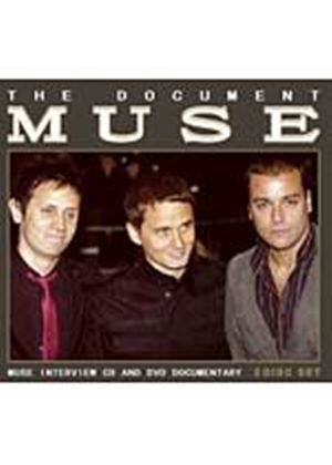 Muse - The Document [Interview CD And DVD] (Music CD)