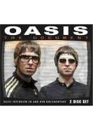 Oasis - Document, The (Interview & Documentary/+DVD)