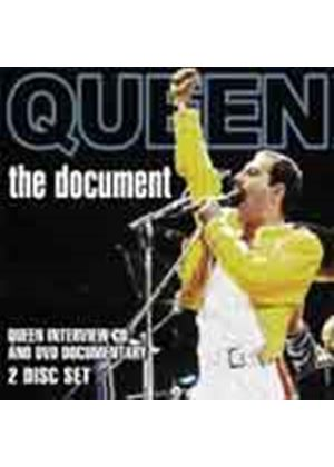 Queen - The Document (Music CD)
