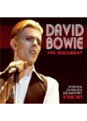 David Bowie - DOCUMENT + DVD