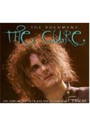 The Cure - The Document [CD + DVD] (Music CD)