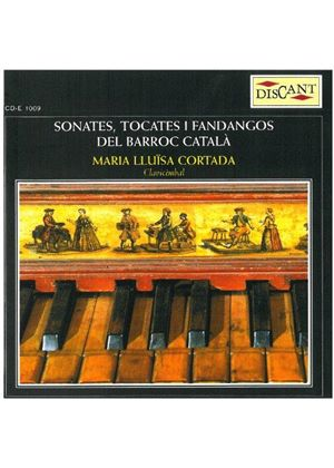 Various Artists - Sonates, Tocates I Fandangos (Cortada)