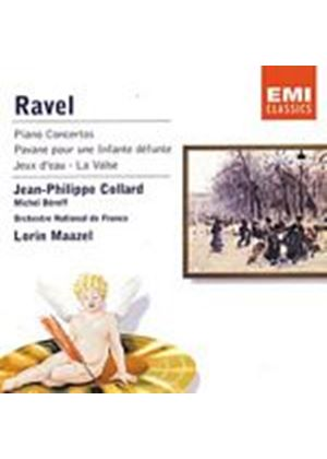 Maurice Ravel - Piano Concerto In G, Pavane (Collard, Maazel) (Music CD)