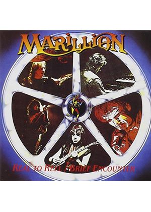 Marillion - Real To Reel/Brief Encounter (Music CD)