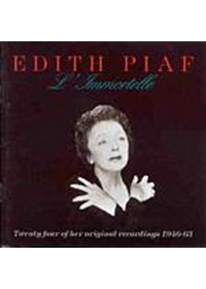 Edith Piaf - LImmortelle (Music CD)