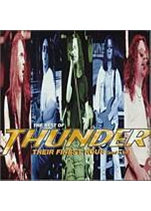 Thunder - Best Of - Their Finest Hour (And A Bit) (Music CD)