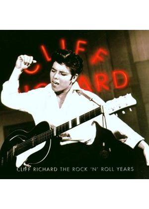 Cliff Richard - Rock n Roll Years (Music CD)