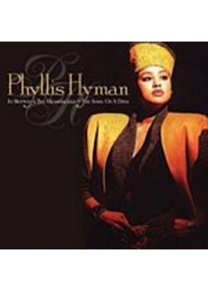 Phyllis Hyman - In Between The Heartaches (Music CD)