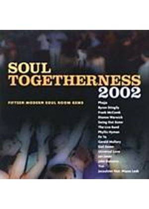 Various Artists - Soul Togetherness 2002 (Music CD)