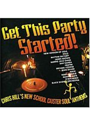 Various Artists - Get This Party Started (Music CD)