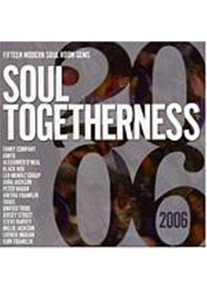 Various Artists - Soul Togetherness (Music CD)