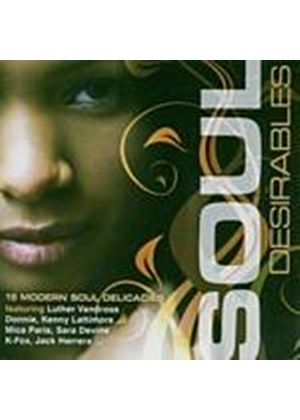 Various Artists - Soul Desirables (Music CD)