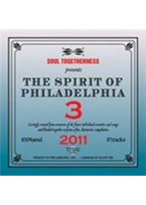 Various Artists - Spirit Of Philadelphia Vol.3, The (Soul Togetherness Presents) (Music CD)