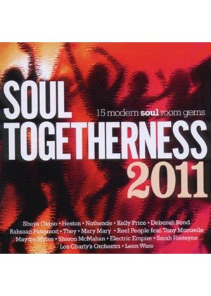 Various Artists - Soul Togetherness 2011 (Music CD)