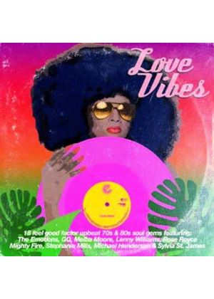Various Artists - Love Vibes (Music CD)