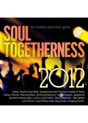 Various Artists - Soul Togetherness 2012 (Music CD)