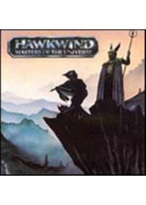 Hawkwind - Masters Of The Universe (Music CD)