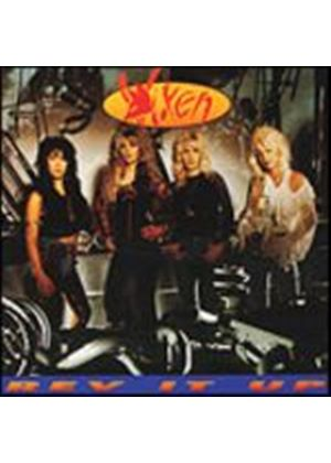 Vixen - Rev It Up (Music CD)